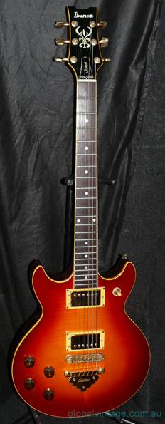 Ibanez Japan `83 Artist solidbody LEFT HANDED
